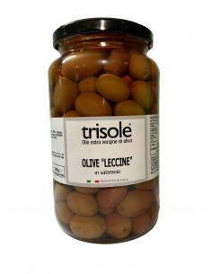 Leccine Olives in Brine 500gr