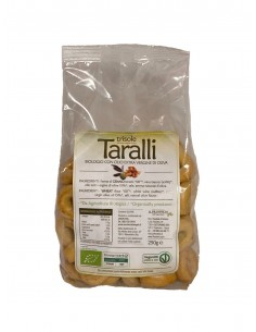 Taralli Bio in Olio Evo